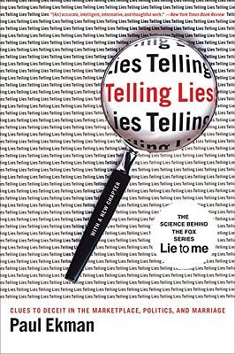 Telling Lies By Ekman, Paul